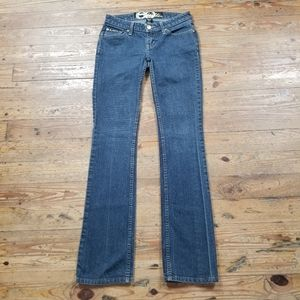 Enyce Bootcut Slim Fit Jeans
